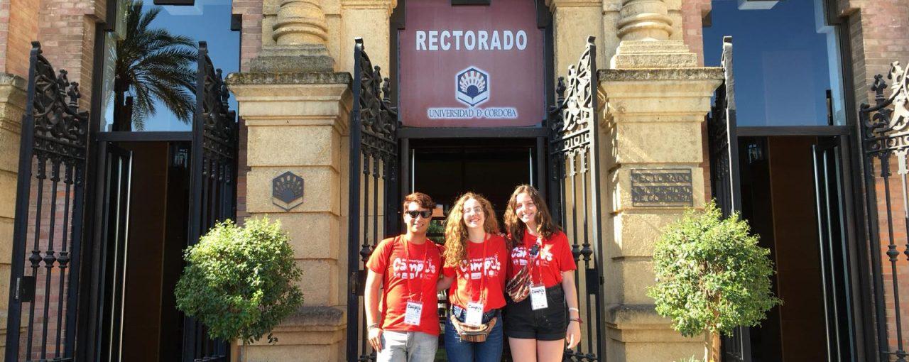 Nuestro alumnado participa en el Campus de Verano de Investigación de la UCO