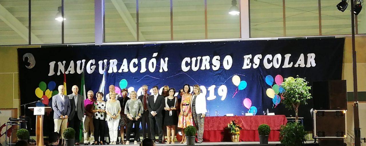 Inauguración curso escolar 2018-2019
