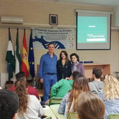 ¨Talento Emprendedor¨ Andalucía 2018