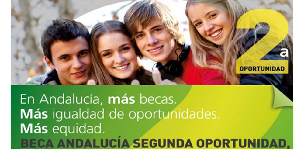 Convocatoria Beca Segunda Oportunidad curso 2018-2019