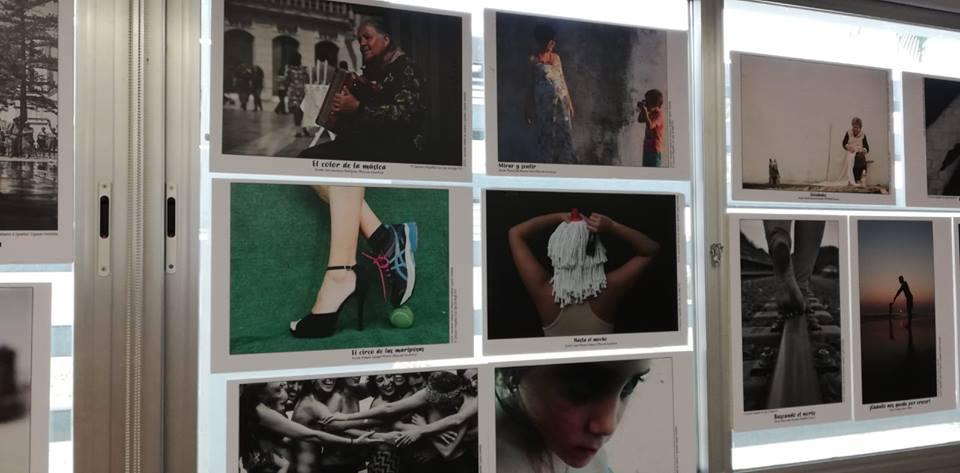 """Muestra de fotografías """"Con ojos de Mujer"""""""