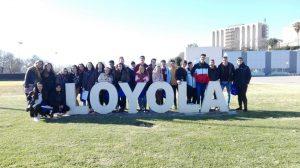 Visita a la Universidad Loyola