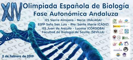 XIV Olimpiada española de biología