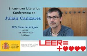 Conferencia de Julián Cañizares