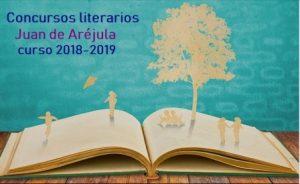 Concursos literarios Juan de Aréjula 2018-2019