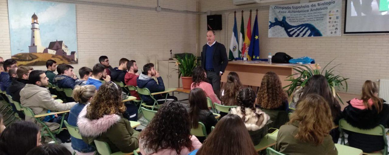 Conferencia impartida por D. Ramon Bullón Guirao