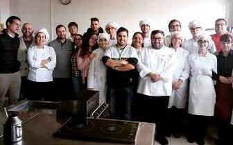 Despedida al grupo de 2º de Cocina y Gastronomía