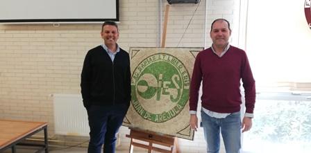 """Conferencia """"Raíces y alas de Andalucía"""", impartida por Antonio Manuel"""
