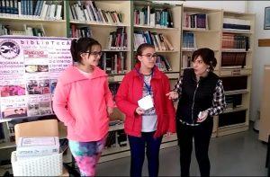 """Concurso """"Adivina quien"""" (mujeres científicas)"""