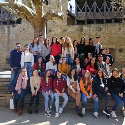 Intercambio con estudiantes de Martigues (Francia)