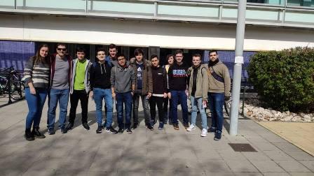 Visita a la Escuela Politécnica Superior de Córdoba