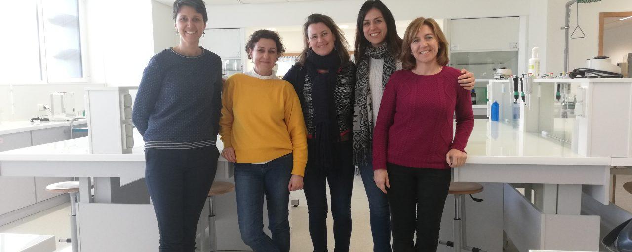 Periodo de observación de buenas prácticas en un instituto de Burdeos (Francia). Curso 2018-2019