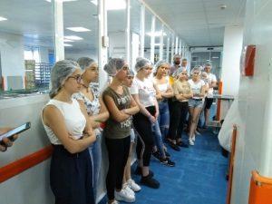 El alumnado de Cuidados Auxiliares de Enfermería visita el hospital Infanta Margarita