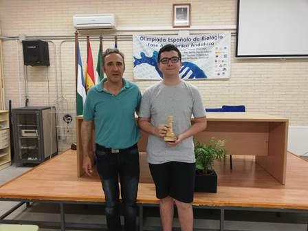Entrega de premios del Concurso de Ajedrez IES Juan de Aréjula