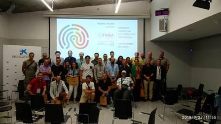 """Jornadas Andaluzas de FP: """"Una estrategia de Futuro"""""""