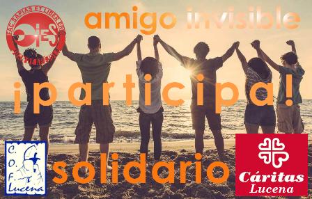 CAMPAÑA AMIGO INVISIBLE SOLIDARIO