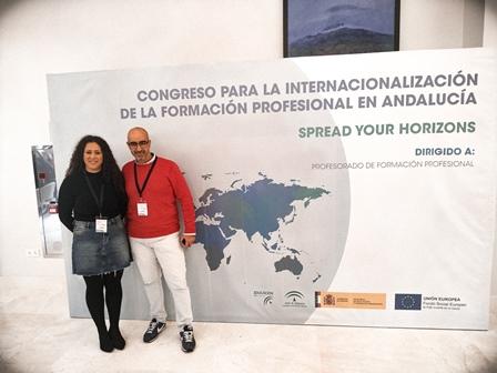 Congreso para la Internacionalización de la Formación Profesional en Andalucía