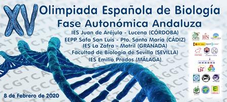 PROGRAMA XV OLIMPIADAS DE BIOLOGÍA