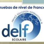 CONVOCATORIA DE EXÁMENES DE FRANCÉS DELF 2021