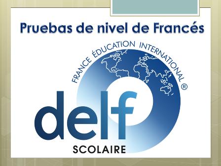 AVISO SOBRE LA CONVOCATORIA DE EXÁMENES DE FRANCÉS DELF 2020