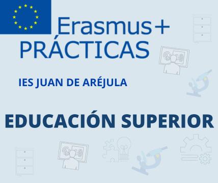 CONVOCATORIA DE BECAS ERASMUS PARA PRÁCTICAS DE FP DE GRADO SUPERIOR. CURSO 2020/21