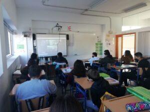 Charla sobre acoso escolar
