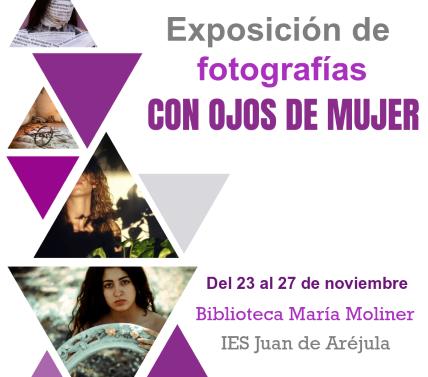 Exposición de fotografías Con Ojos de Mujer