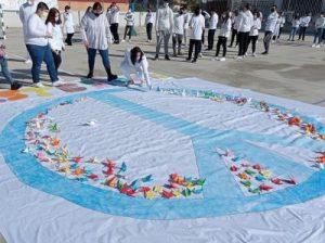 Celebración del Día de la Paz 2021.