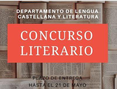 CONCURSOS LITERARIOS CURSO 2021/2021