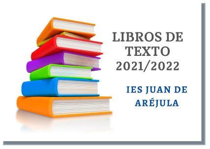 libros de texto curso 2021/2022