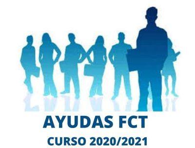 CONVOCATORIA DE AYUDAS DE DESPLAZAMIENTO DE FCT Y DUAL DEL CURSO 2020/21