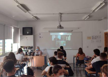 Videoconferencia sobre Trazabilidad de los alimentos