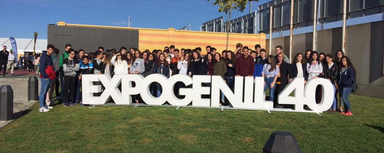 Visita a Expogenil 2018